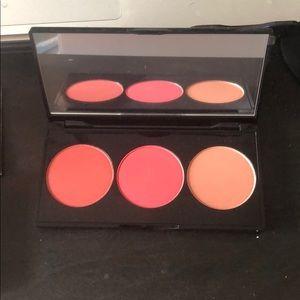 Smashbox LA lights blush and highlight palette